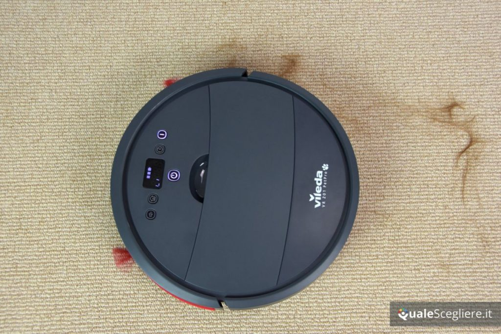 Vileda VR 201 PetPro moquette