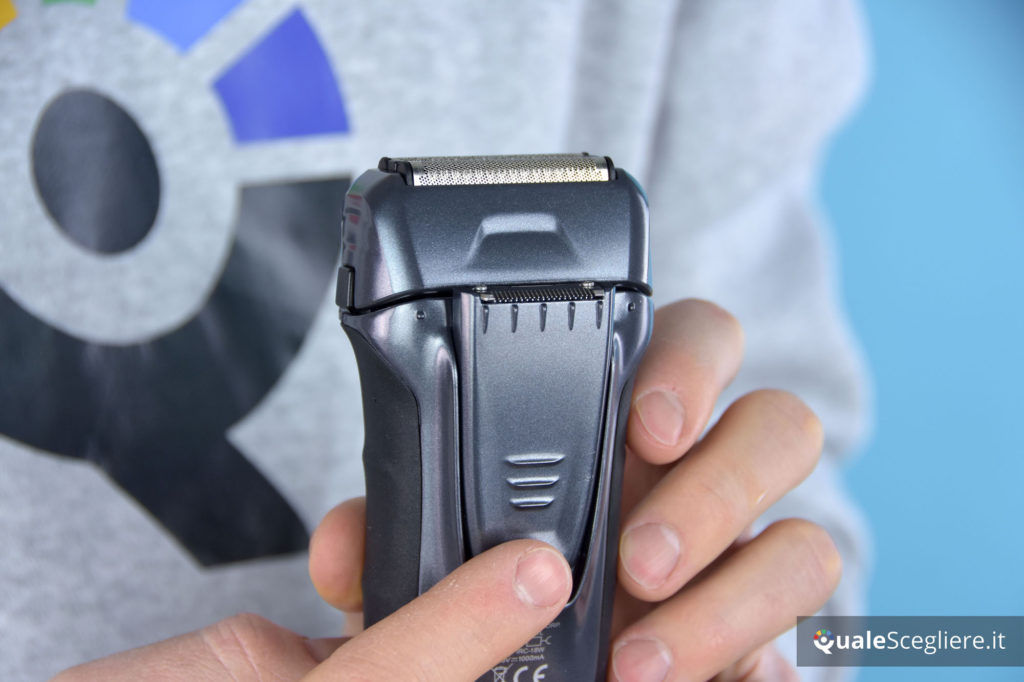 Wahl LifeProof Shave 7061 rifinitore integrato