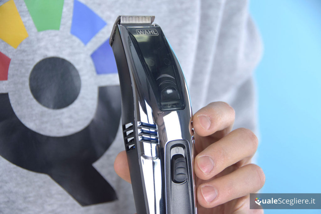 Wahl Vacuum Trimmer 9870L pratico