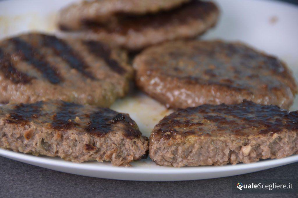 De'Longhi CGH1020D hamburger ottenuti