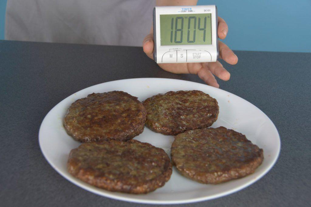 de'longhi grigliatutto bq80.x hamburger ottenuti