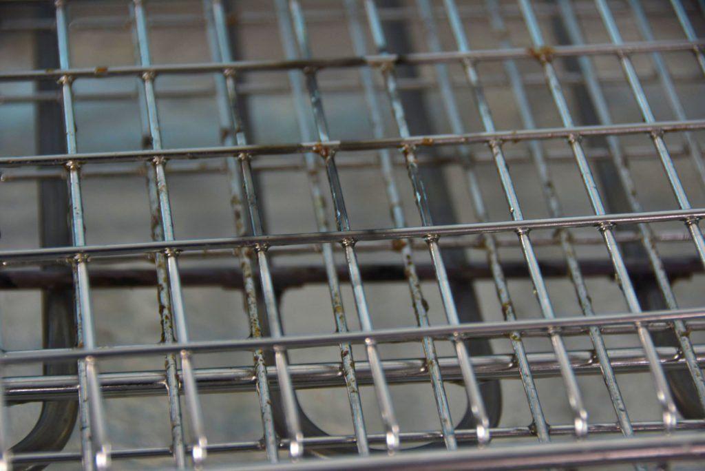 de'longhi grigliatutto bq80.x incrostazioni griglia