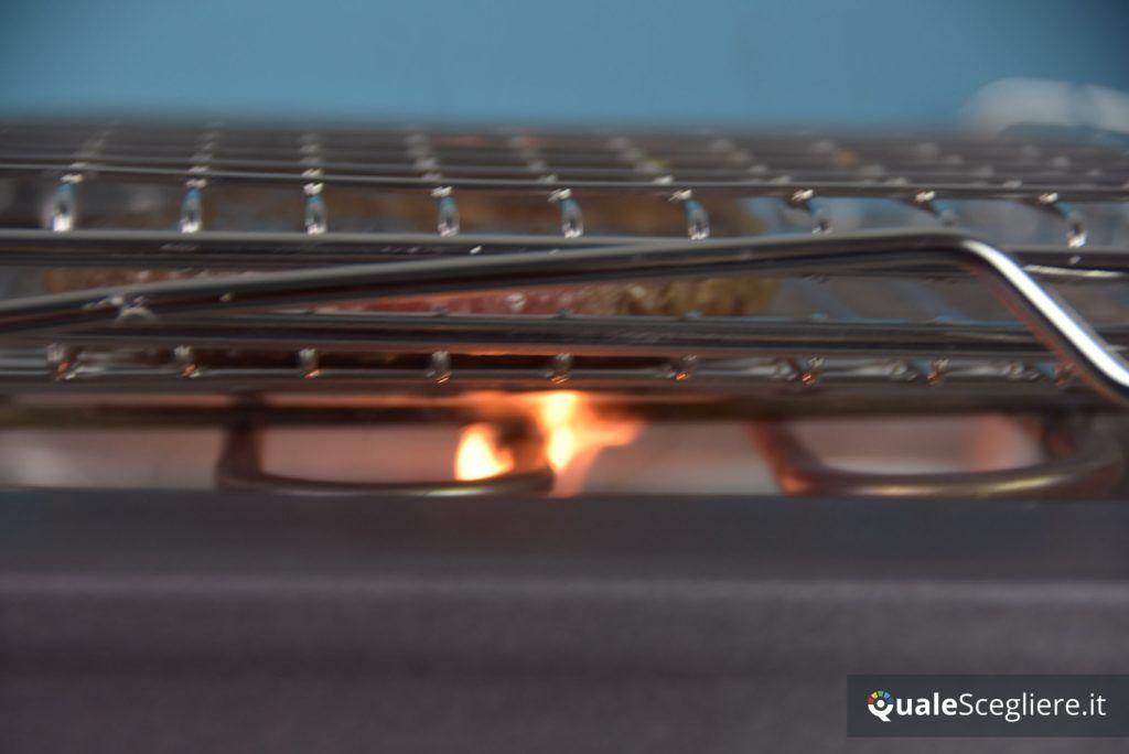 de'longhi grigliatutto bq80.x scintille