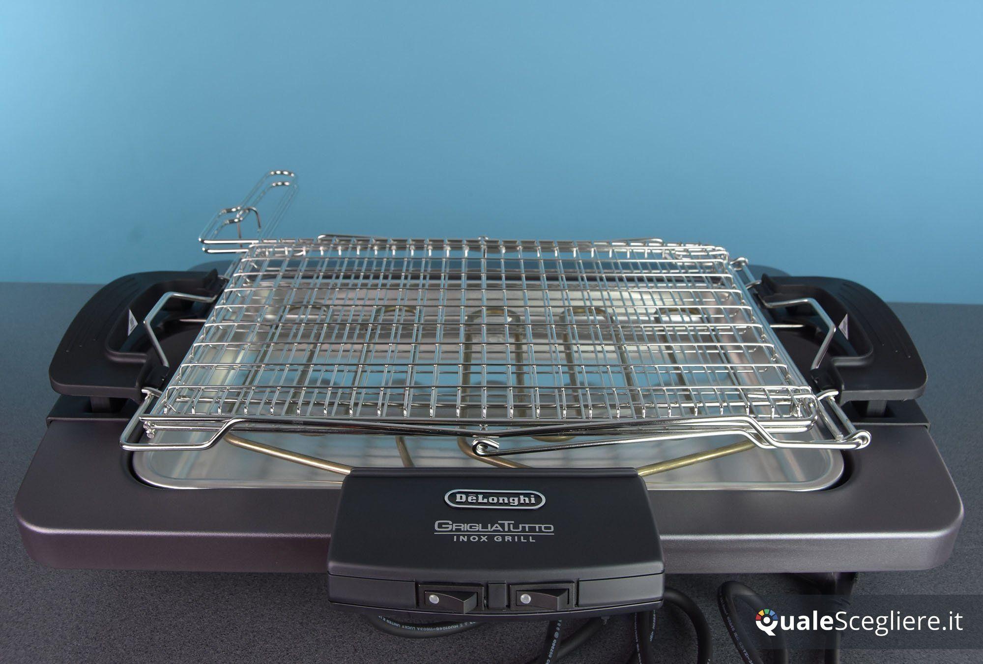 Longhi BQ 80.X Barbecue éléctrique 2450W