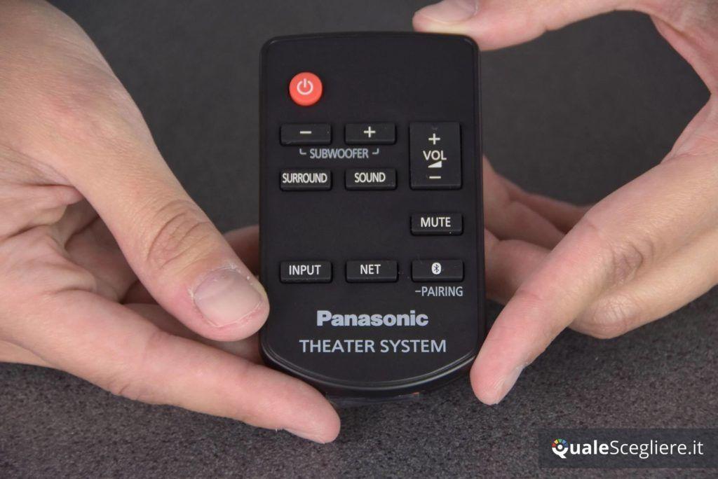 Panasonic HTB510 telecomando