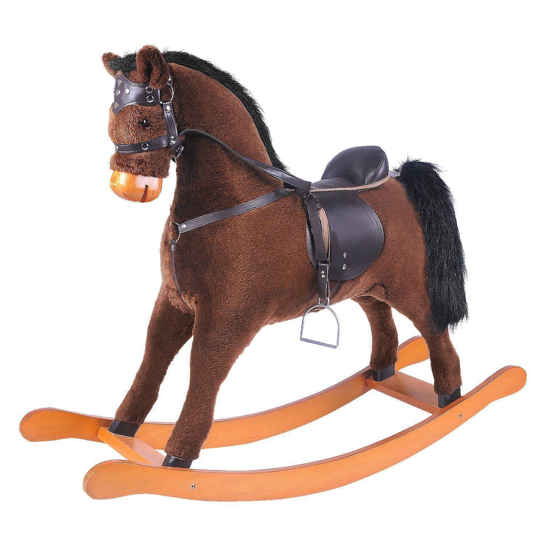 Cavallo A Dondolo Con Ruote.Migliori Cavalli A Dondolo 2020 Top 5 Qualescegliere