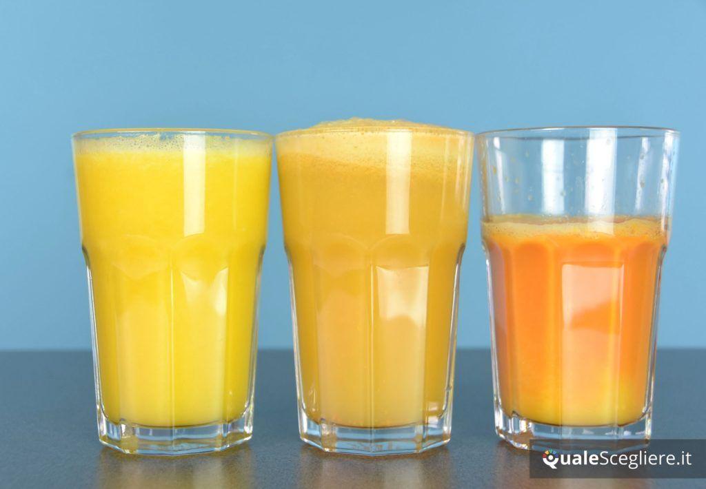 panasonic-mj-l501kxe qualità del succo