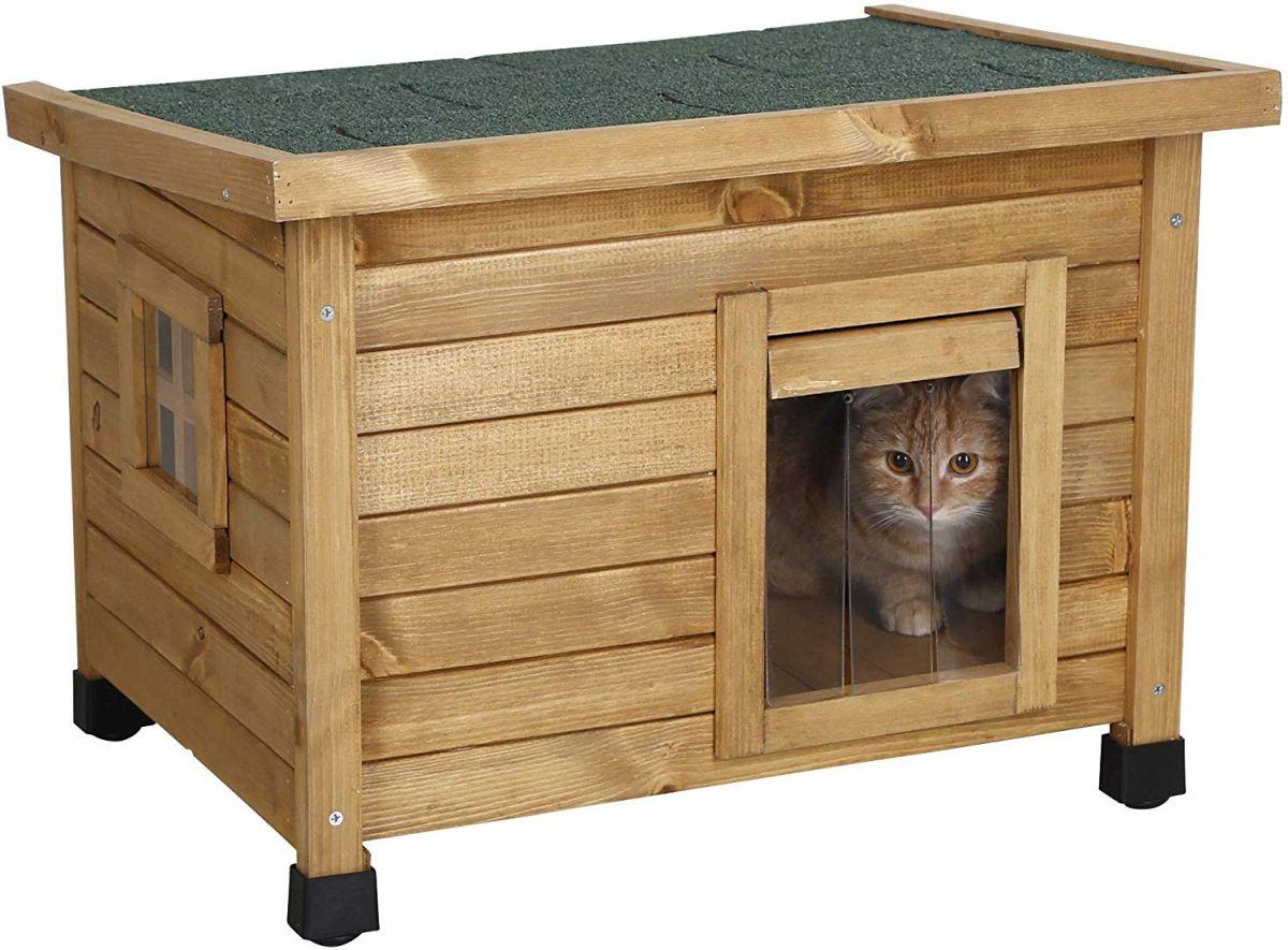 Casette Per Gatti Da Esterno.Migliori Cucce Per Gatti 2020 Top 5 Qualescegliere