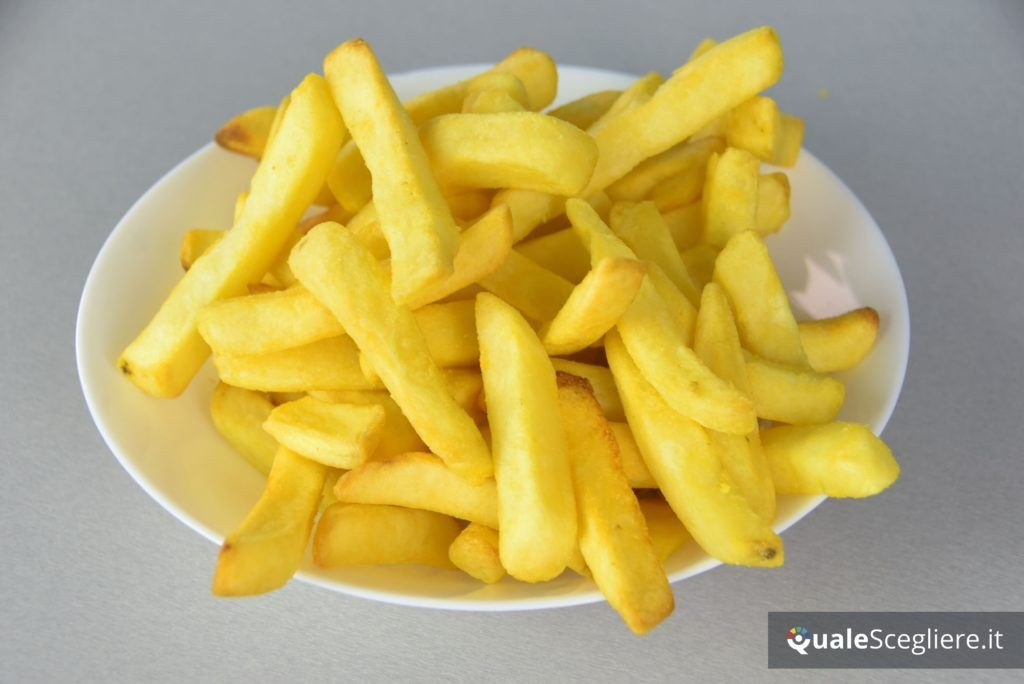 severin-fr2460 patate surgelate ottenute