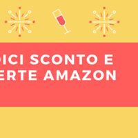 Offerte e codici sconto Amazon