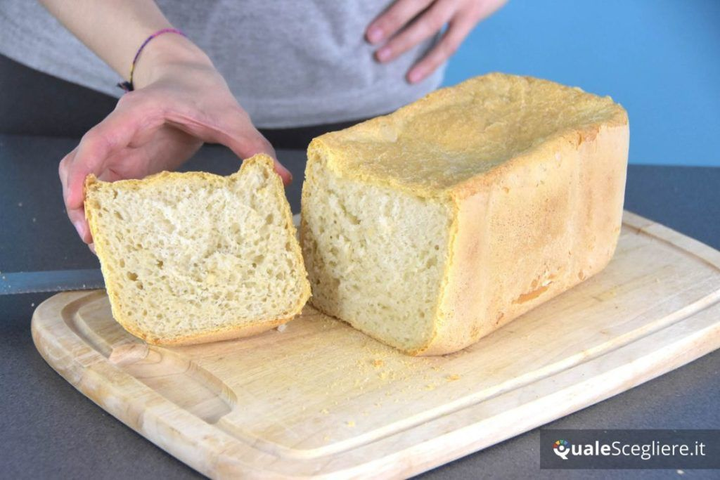 Imetec Zero Glu Pro pane bianco