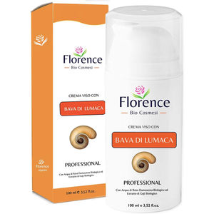 Florence Crema viso con bava di lumaca