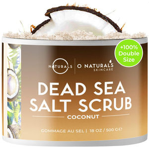 O Naturals Dead sea salt scrub