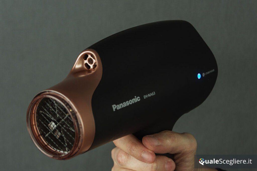 Panasonic EH-NA63 CN825 accensione