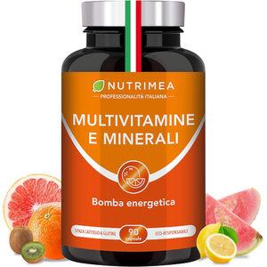 Nutrimea Multivitamine e minerali