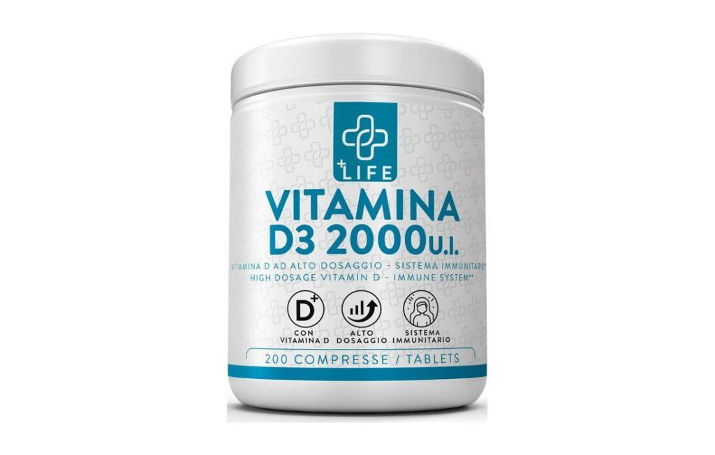 vitamina d compresse