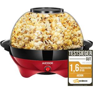 Aicook Macchina Popcorn ad olio caldo