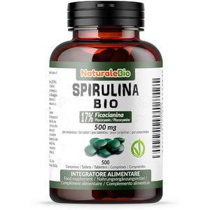NaturaleBio Spirulina bio