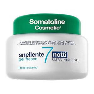 Somatoline Cosmetic Snellente 7 notti gel fresco
