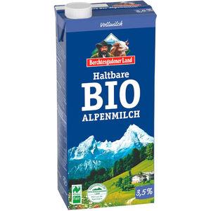 Berchtesgadener Land Latte intero UHT Bio