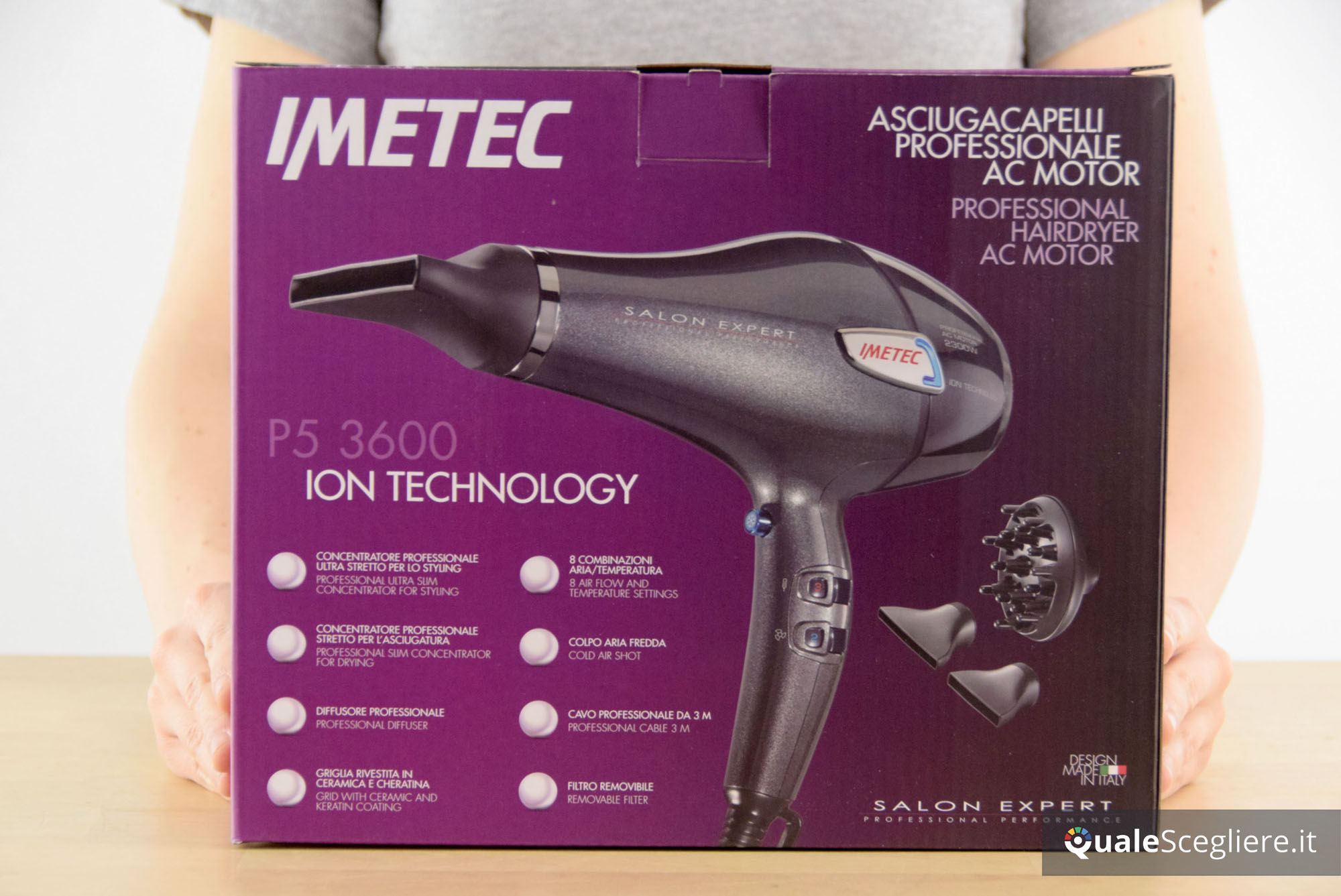 ▷ Recensione Imetec Salon Expert P5 3600  4afecbb87a