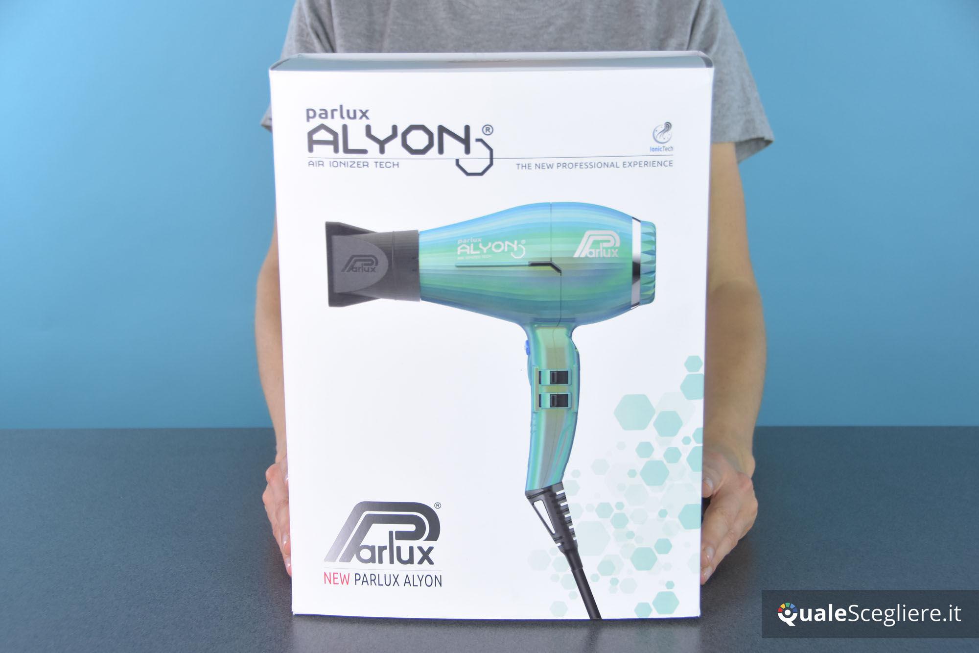 Parlux Alyon Air Ionizer Tech