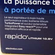 Electrolux ZB6108C Rapido