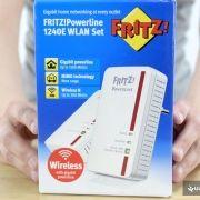 AVM Fritz!Powerline 1240E Wlan Set