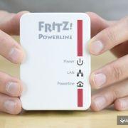 AVM Fritz!Powerline 540E Wlan Set