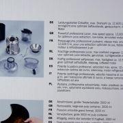 Centrifuga - Severin ES 3563