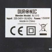 Duronic BL1510