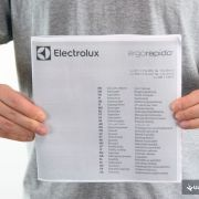 Electrolux ZB3214G Ergorapido