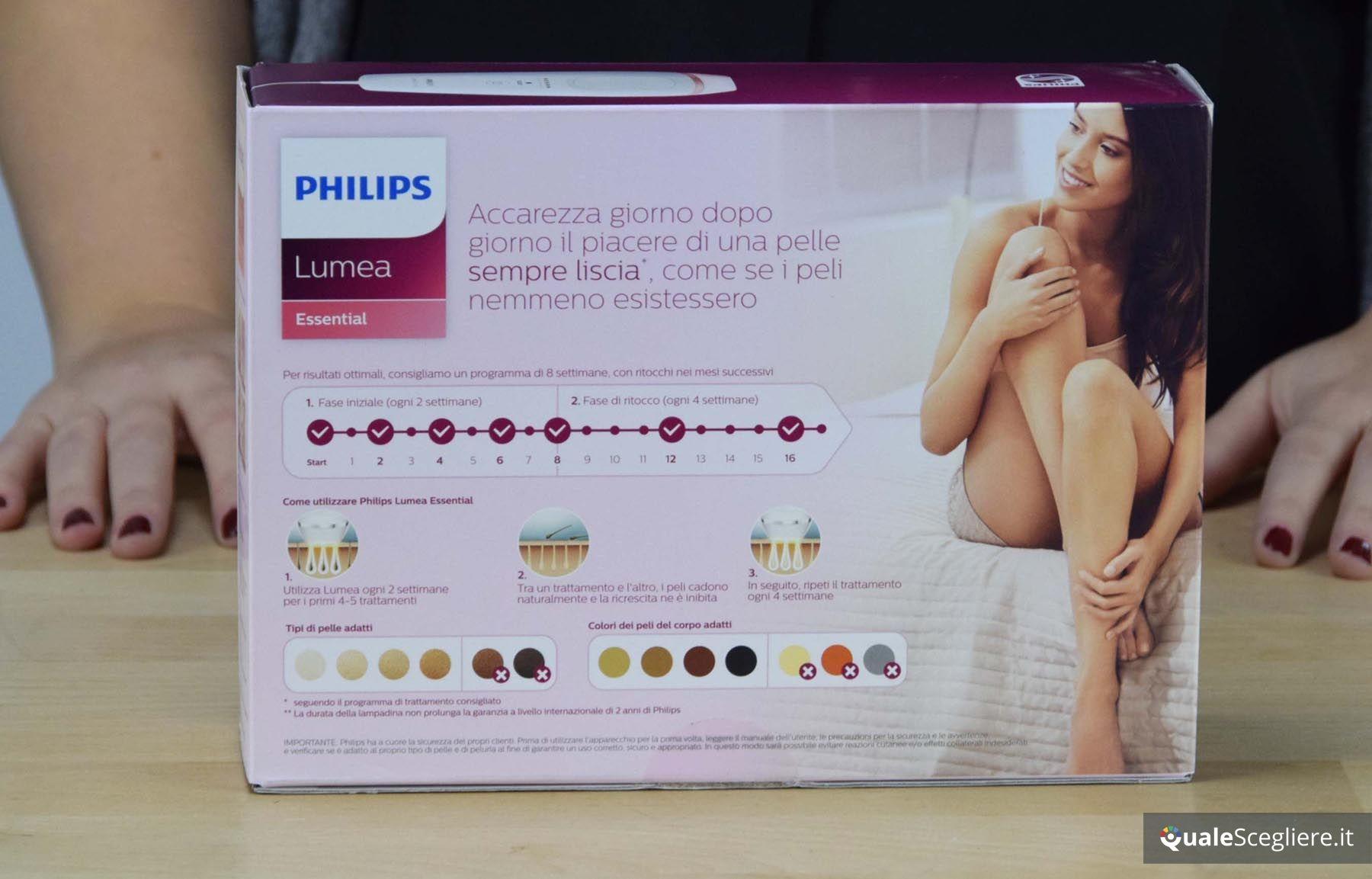 philips lumea essential ipl