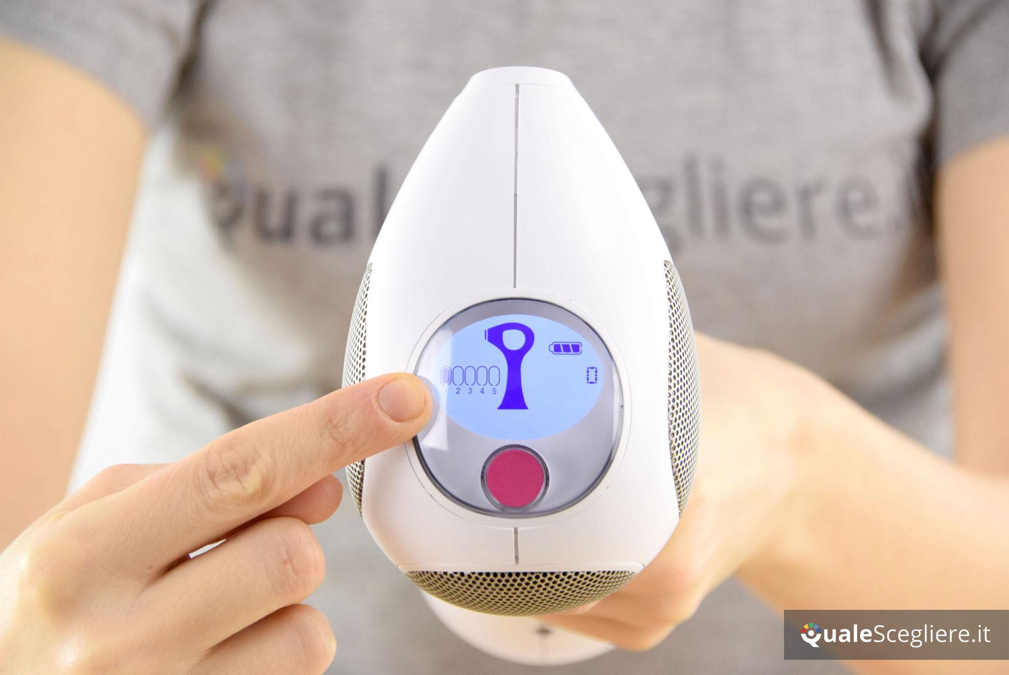 Epilatore laser per uso domestico recensioni con AliExpress