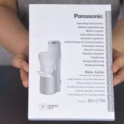 Panasonic MJ-L700KXE