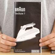 Braun TexStyle 7 TS775 TP
