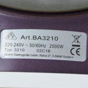 Severin BA 3210