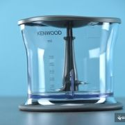 Kenwood Triblade System Pro HDM804SI