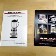Gastroback Duo Advanced 41004