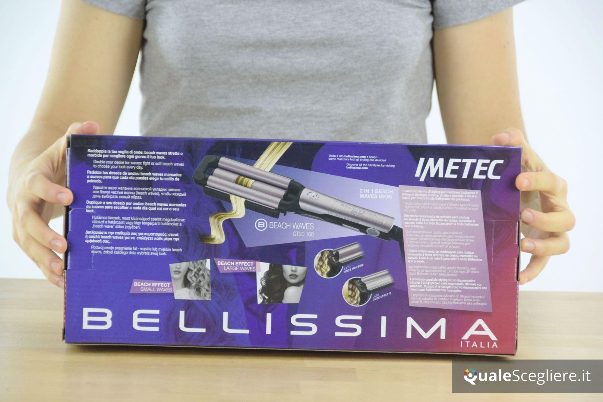 ▷ Recensione Imetec Bellissima Beach Waves GT20 100  b19ea6d6c6a