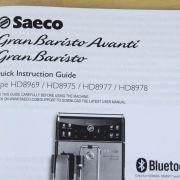 Saeco GranBaristo Avanti HD8977/01