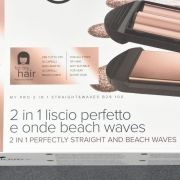 Imetec Bellissima My Pro 2 in 1 Straight & Waves B29100