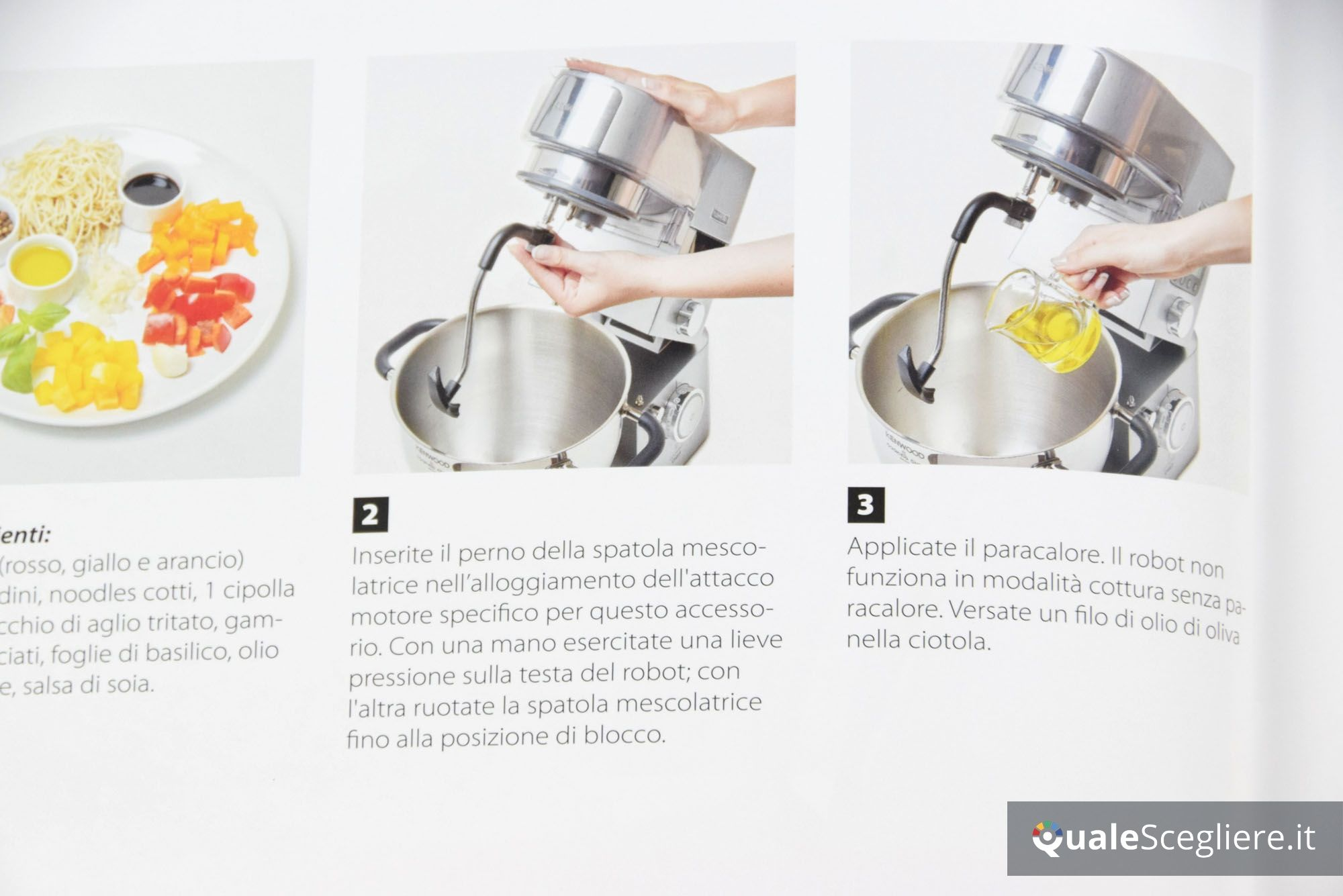▷ Recensione Kenwood Cooking Chef KCC9060S | QualeScegliere.it