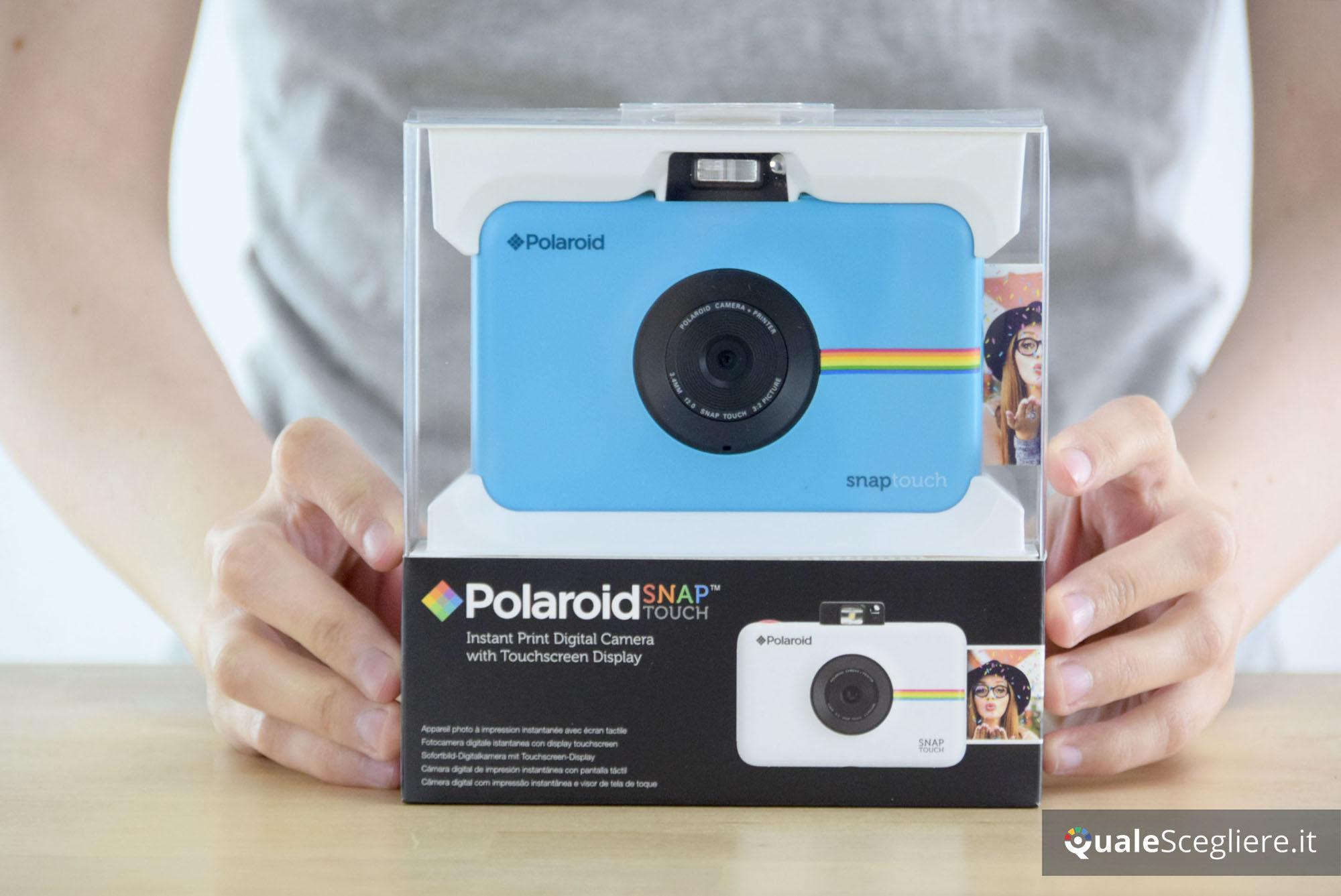 Le istruzioni per Polaroid Snap Touch | Guide