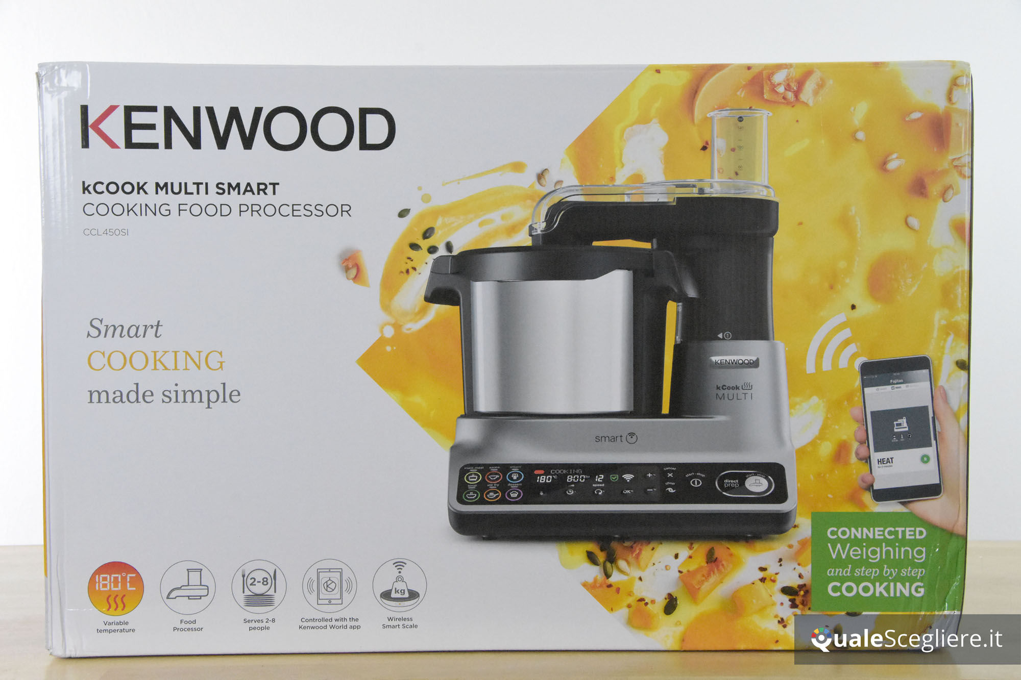 ▷ Recensione Kenwood kCook Multi Smart | QualeScegliere.it