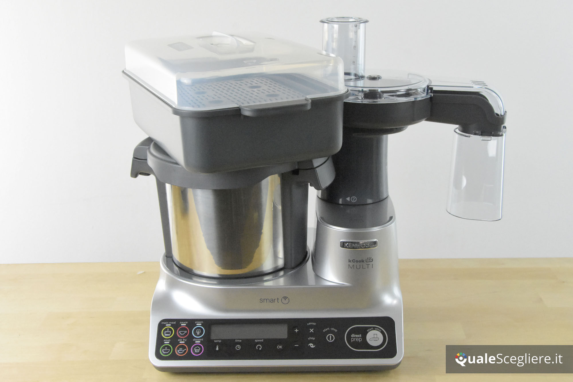 Recensione Kenwood Kcook Multi Smart Qualescegliere It