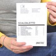 Imetec Scaldasonno Adapto 16653 Trapuntato