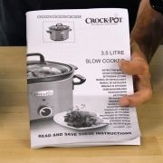 Crock Pot CSC025/X