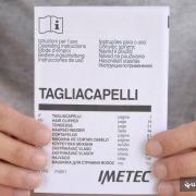 Ducati by Imetec HC 909 S-Curve
