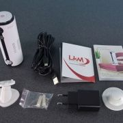 LKM Security Gekocam IPCIH03WH